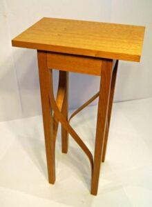Keith Shorrock - Oak Gin and Tonic Table